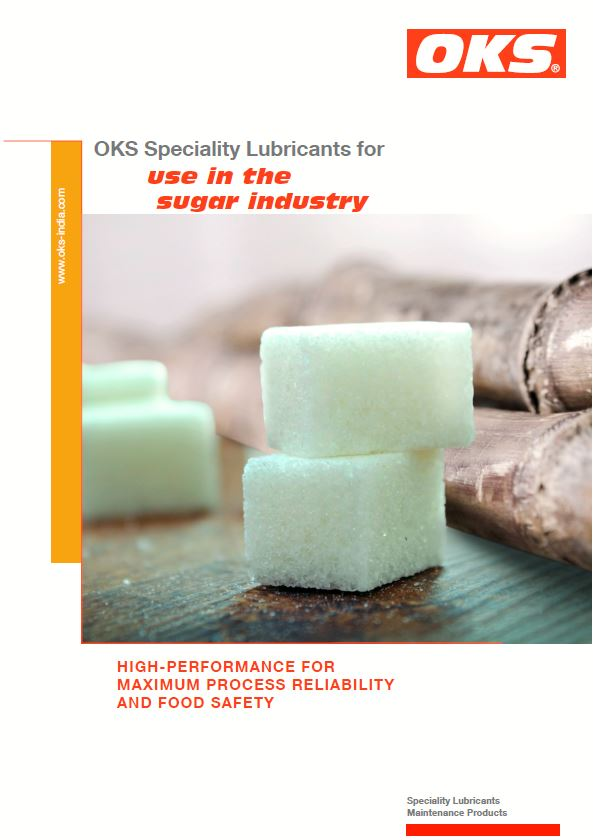 Lubrication solutions for the Sugar industry
